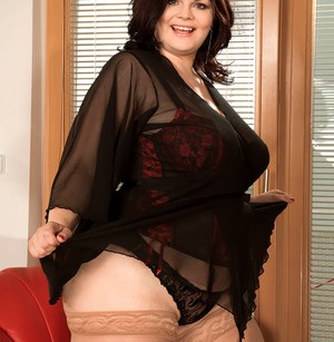 Fat In Stockings Pics