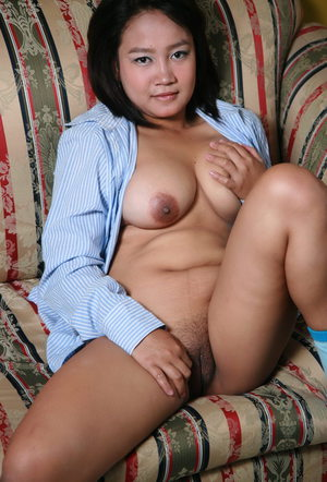 Fat shaved pussy asian