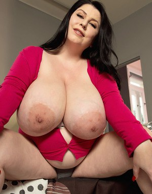 Can Huge melons chubby mature women apologise, but
