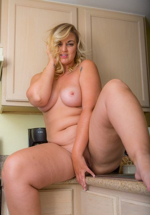 Beautiful fat blonde naked suggest