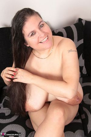 Low hanging saggy tits